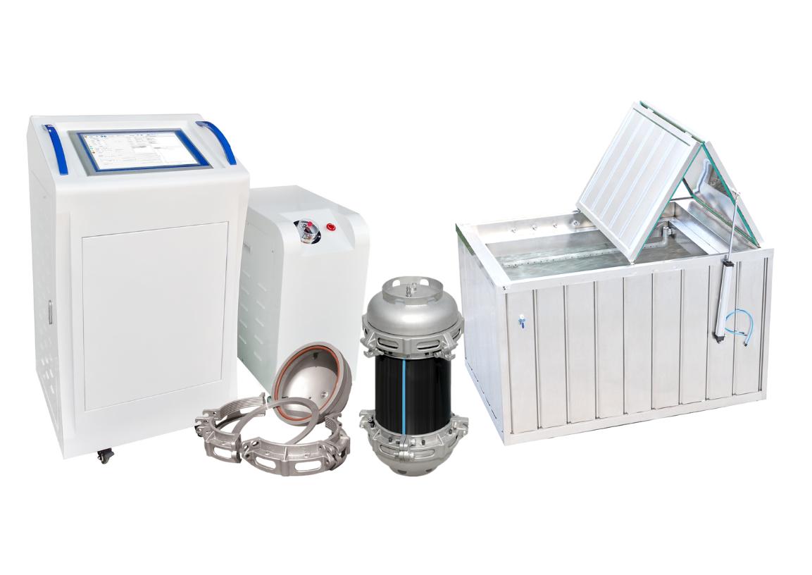 Plastics Pipe / PVC Testing Equipment | Qualitest